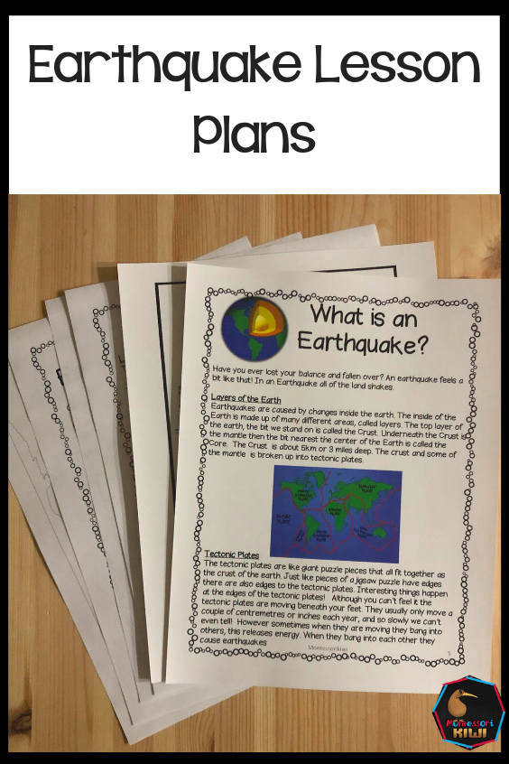 Earthquake Unit And Lesson Plans This Resource Introduces The Fundamentals Of Earthquakes Wh Earthquake Lesson Plans Earthquake Lessons What Is An Earthquake