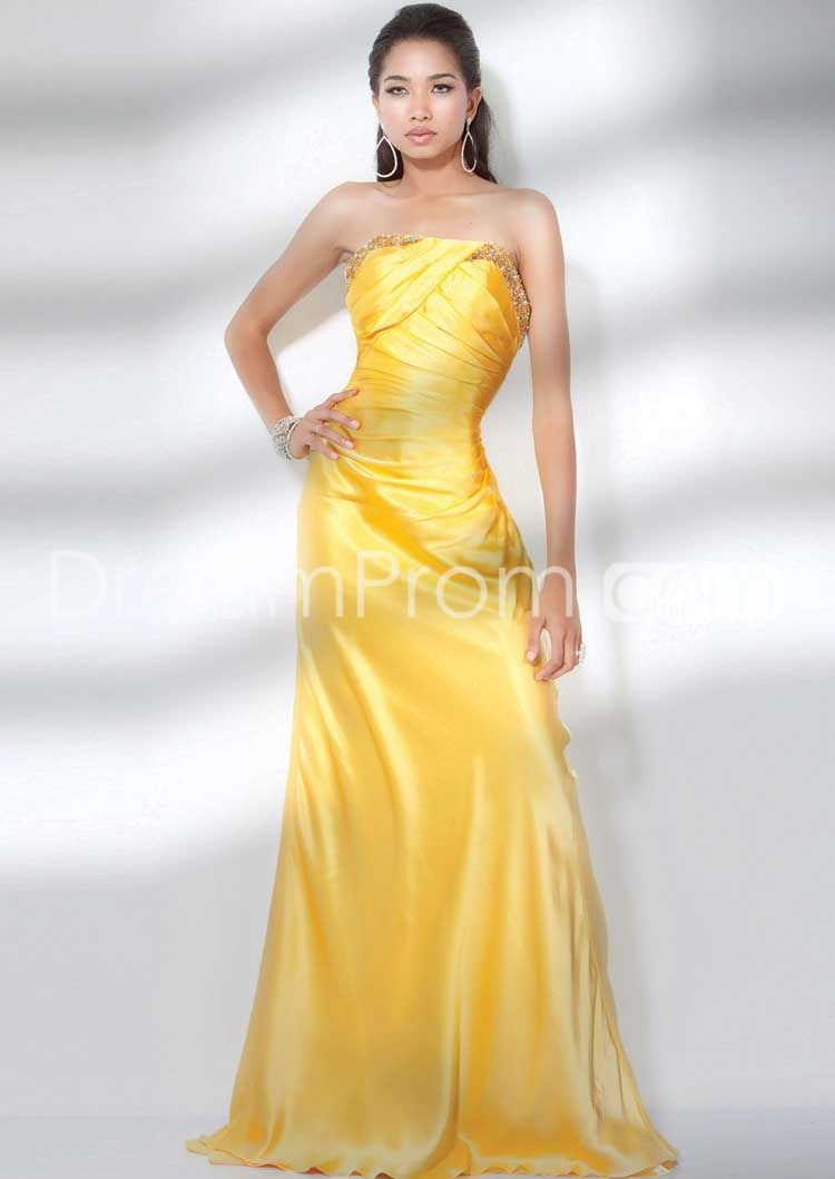 Glimmering beading floorlength bowknot dress hair nails clothes
