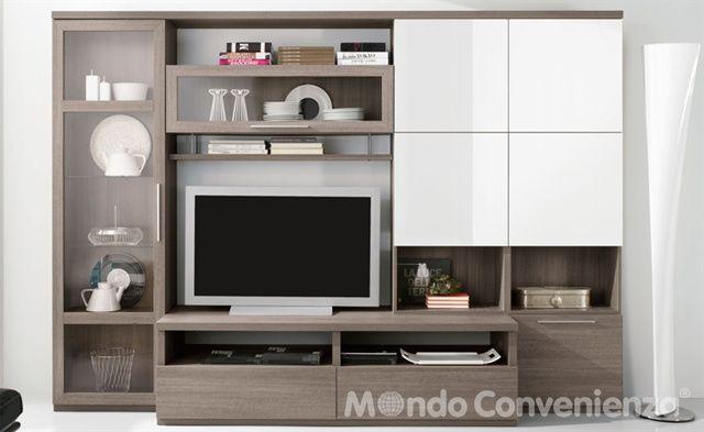 S 300 - Soggiorni - Moderno - Mondo Convenienza | sala ...