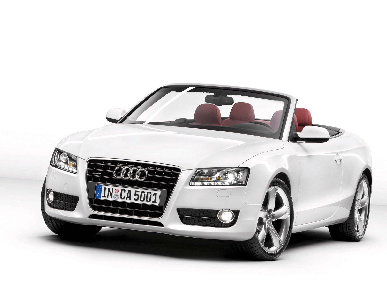 White audi a5 convertible protect what makes you happy at http www