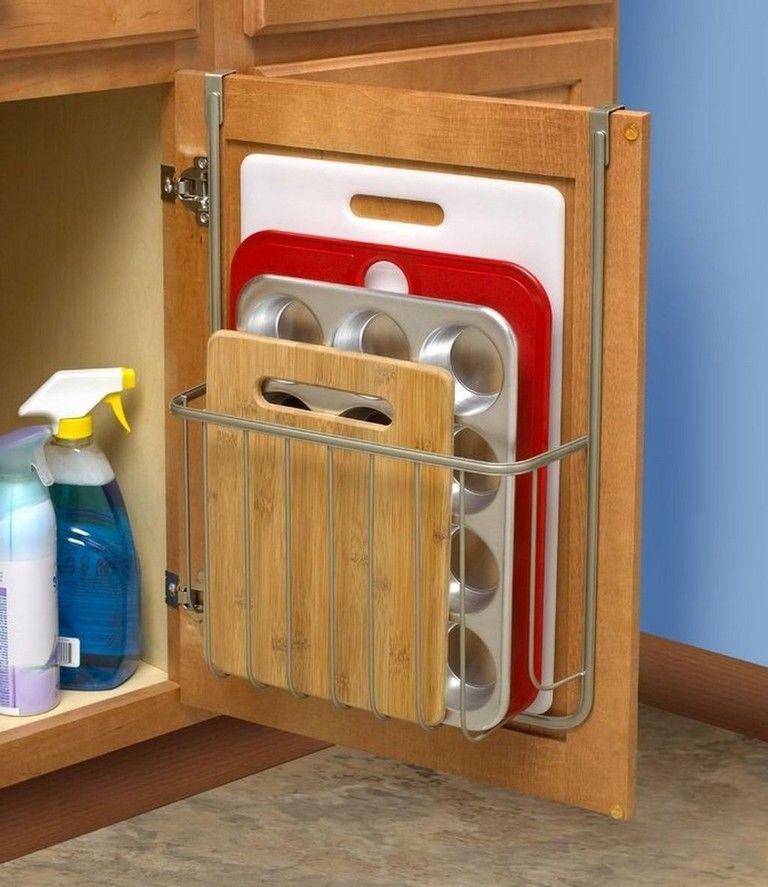 25+ Smart RV Living & Camper Van Storage Solution #storagesolutions