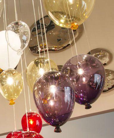 Lampade a sospensione: Lampada Balloon da Adriani&Rossi
