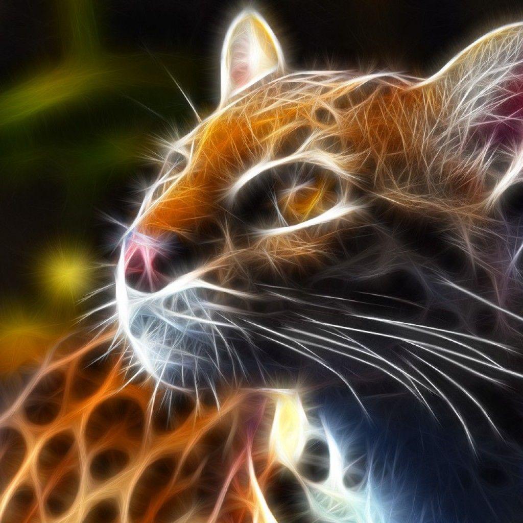 animal fractals   Fractal Animal Wallpaper Pic #15