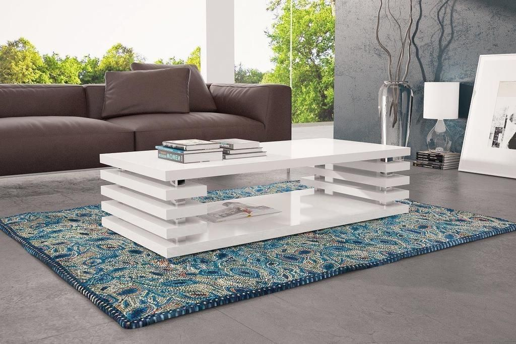24 Elegante Tischideen Fur Ihr Perfektes Wohnzimmer 33 In 2020 Coffee Table Coffee Table White Modern Furniture Living Room