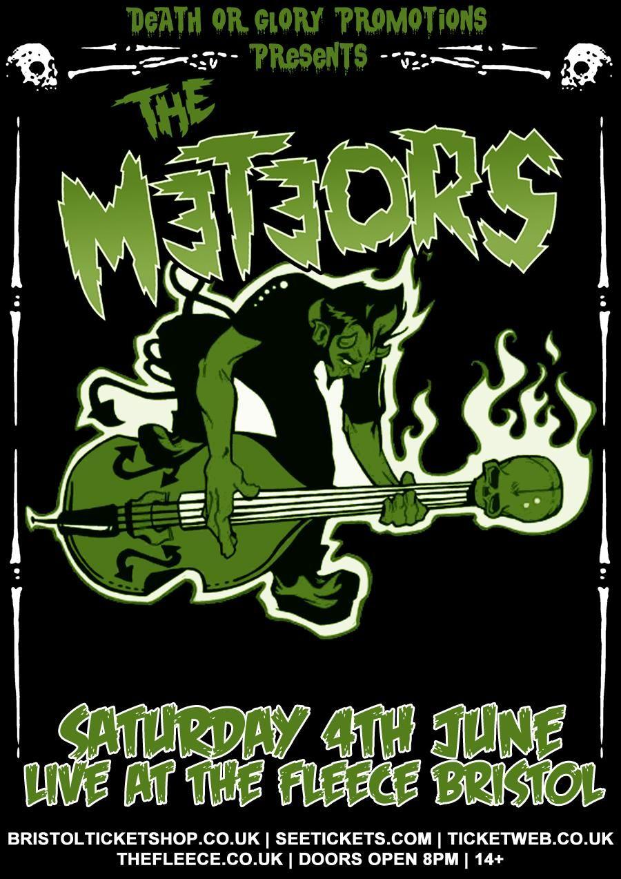 Band: The Meteors / www.last.fm