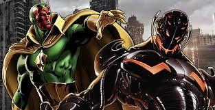 Image result for vision avengers