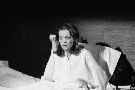 Romy Schneider dans le film 'Mado' en 1976