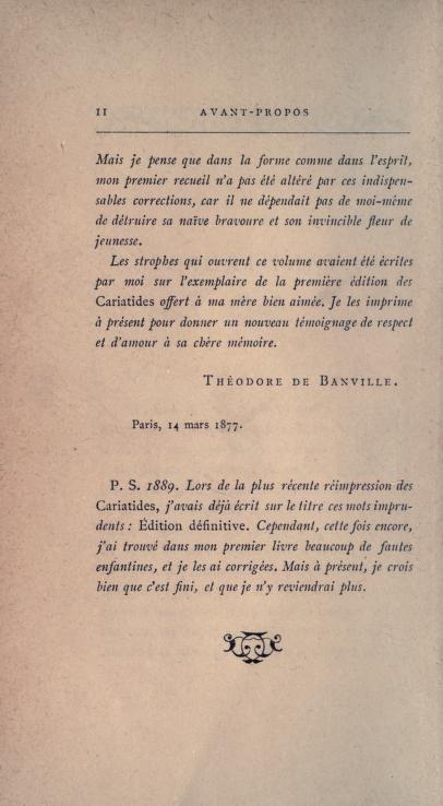 1889 - Les cariatides  - Roses de Noël  - by Théadore de Banville. - https://archive.org/stream/lescariatidesros00banvuoft#page/ii/mode/2up - see site for more