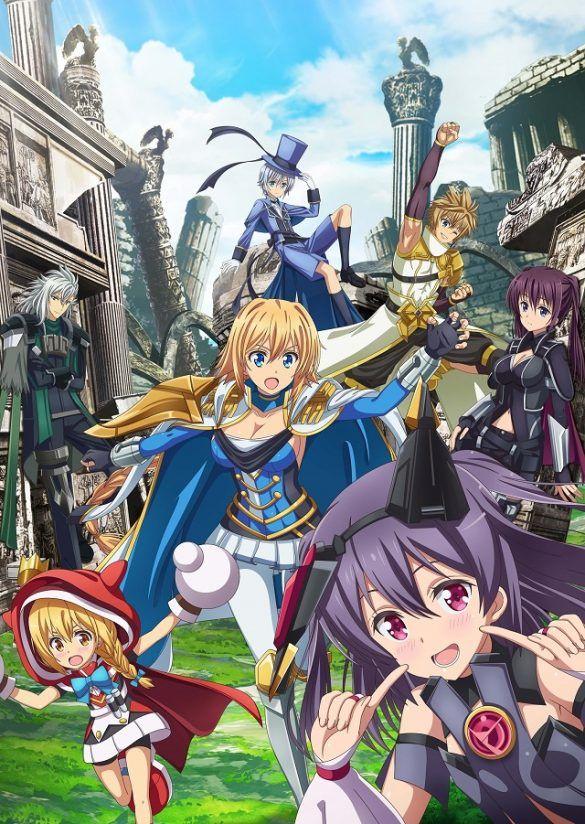 Lista Anime Primavera 2019 Anime, Temporadas e Gundam