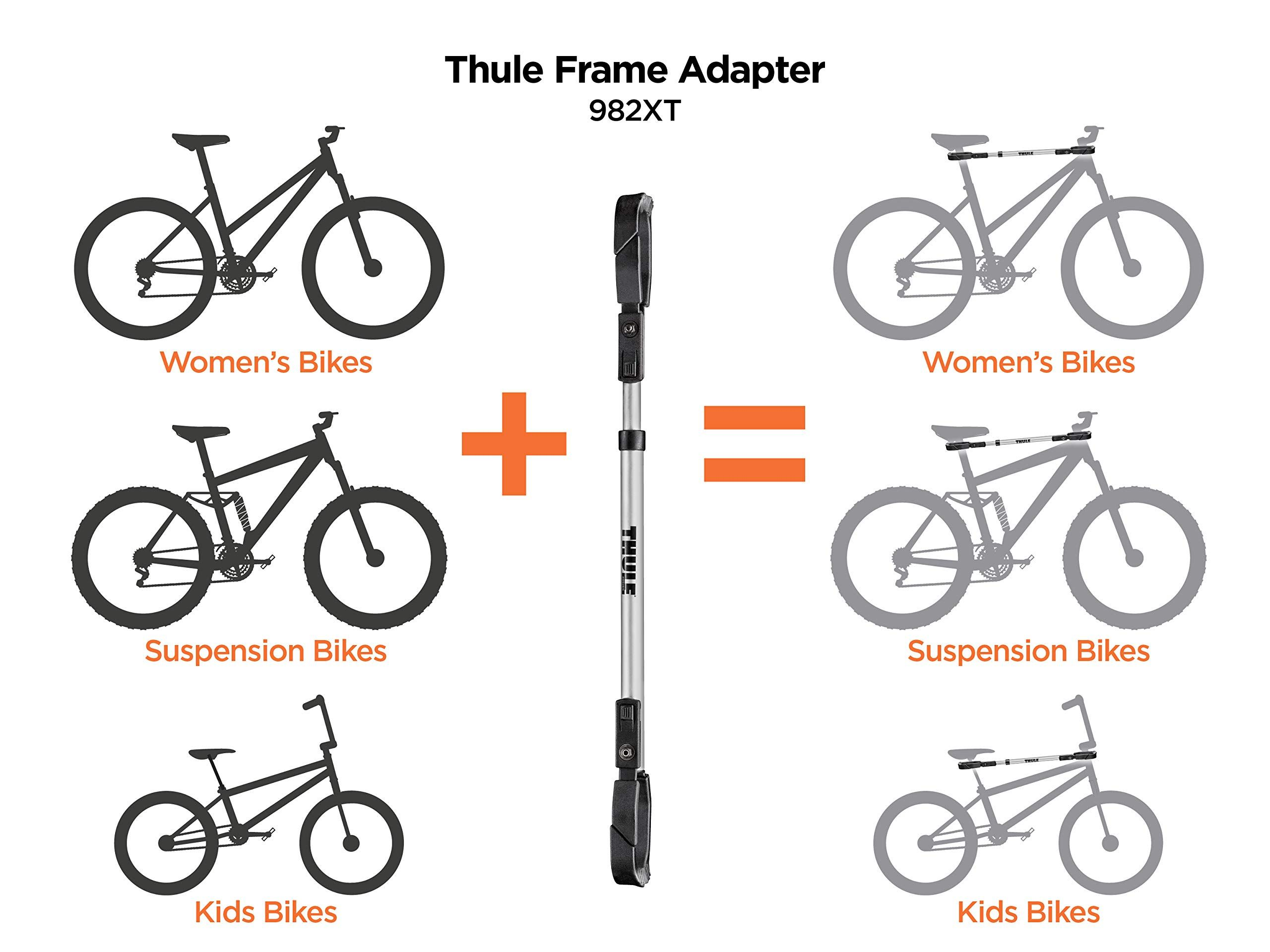 Thule 982xt Frame Adapter Ad Thule Ad Xt Adapter Frame