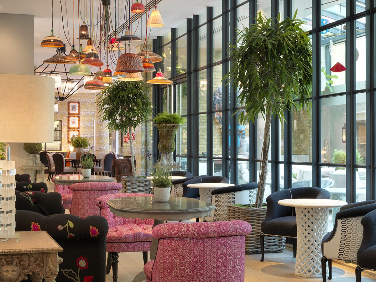 Ham Yard Hotel Restaurant