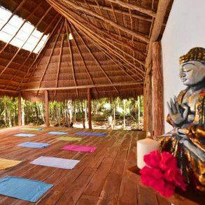 Tulum Mexico November For A Super Affordable Yoga Retreat