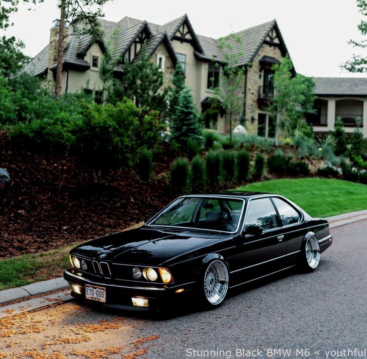 Cars Wunderschöner Schwarzer Bmw M6 Erstaunlich Old Muscle Cars Bmw M6 Bmw Classic Cars Bmw