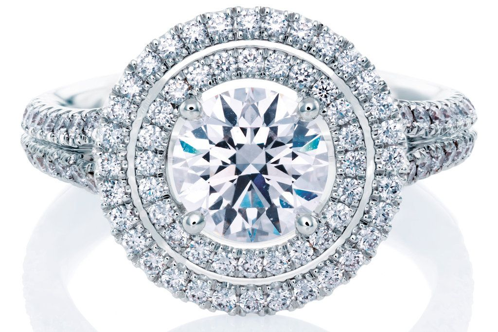 The Marrying Kind De beers Solitaire rings and Auras