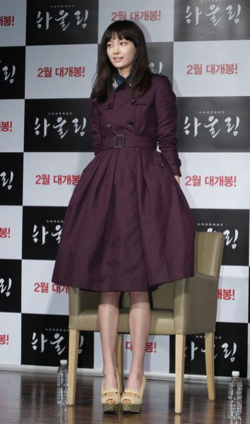 Lee Na Young Burberry Loves Printemps © Burberry.com