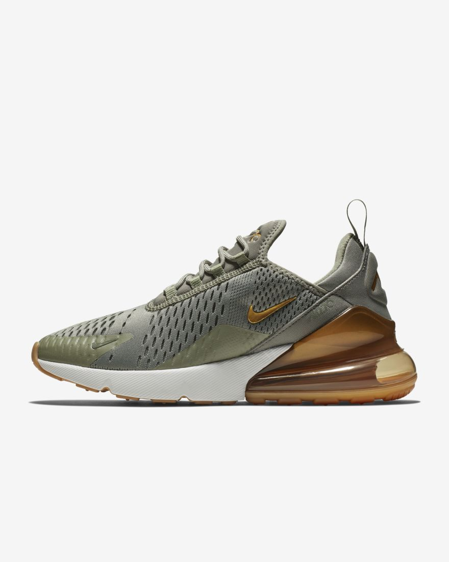 Nike Air Max 270 Metallic Women's Shoe | Женская обувь