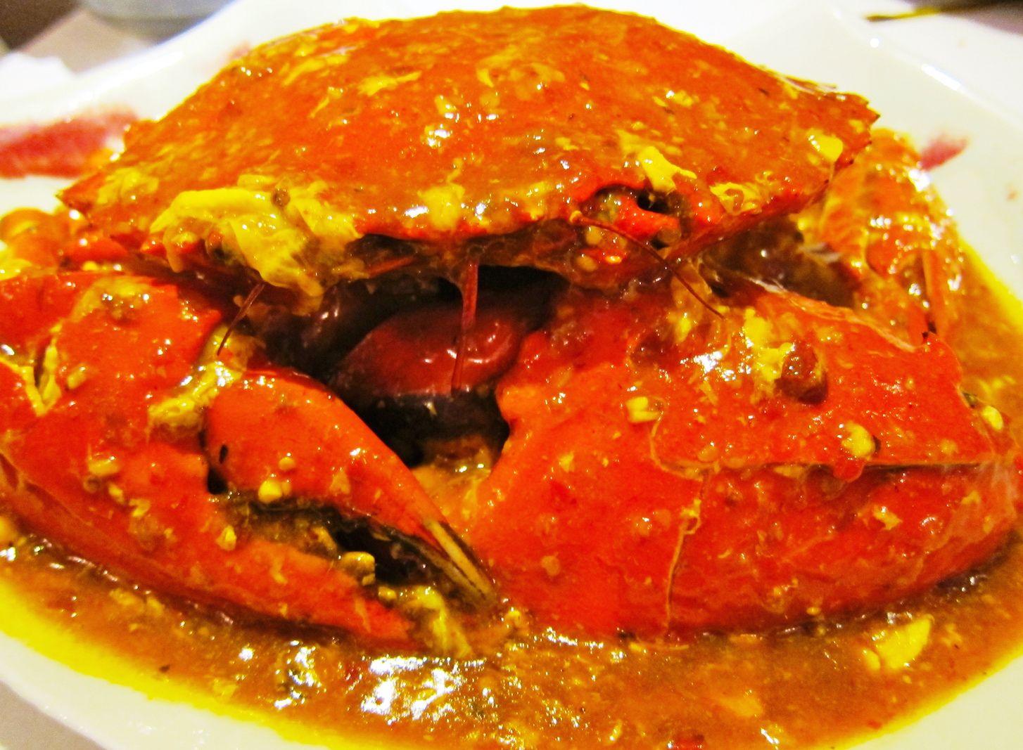Recipe for The Hirshon Singapore Chili Crab!