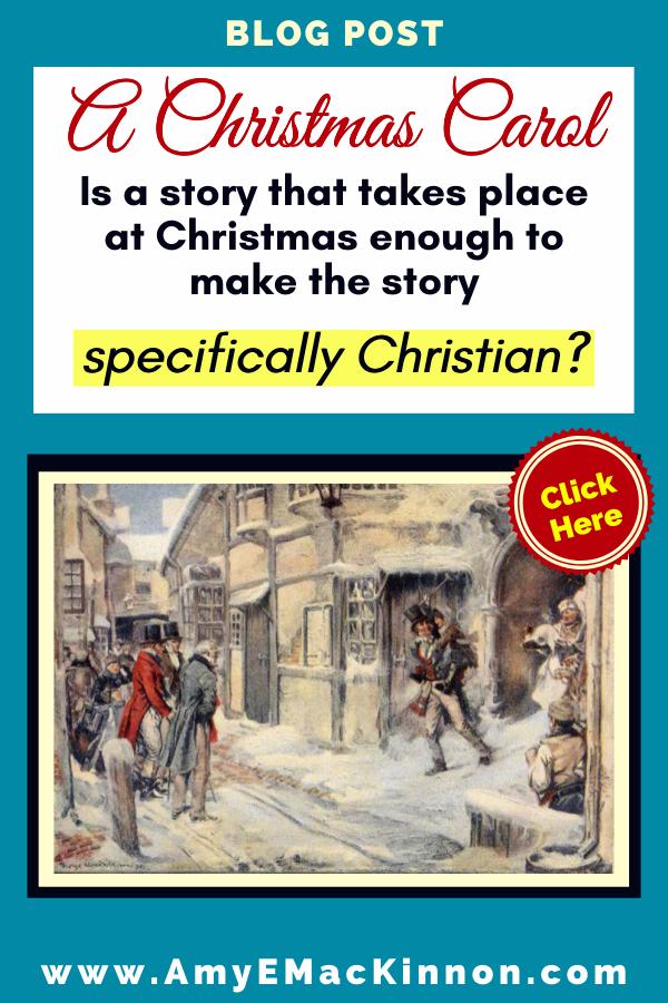 "Why Did Charles Dickens Write ""A Christmas Carol"
