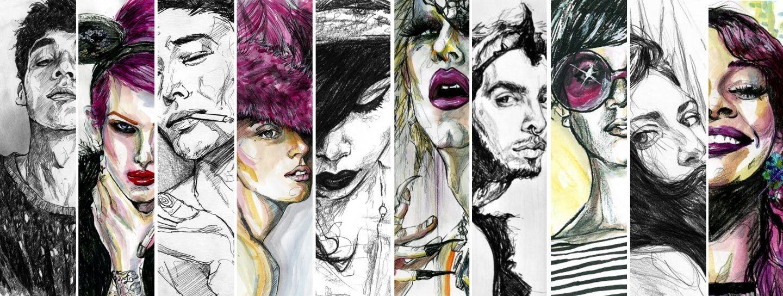 Tumblr Static Banner Moda Fashionista Pinterest