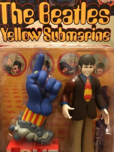 McFarlane Toys The Beatles Yellow Submarine Figure Paul with Glove ...