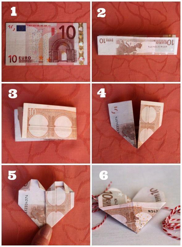 Diy Hochzeits Geldgeschenke Suechtignach At Geschenke Hochzeit Geschenk Geld Geldgeschenke Hochzeit Basteln