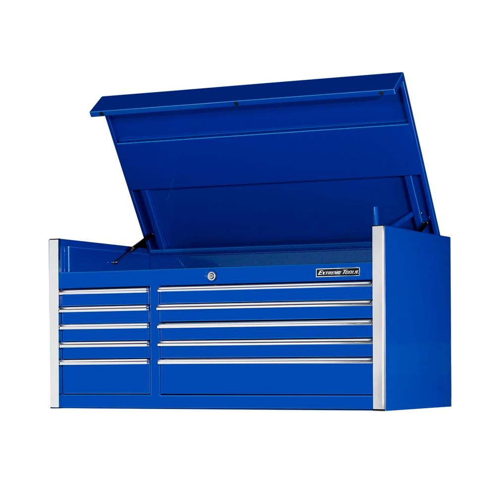 Extreme Tools Ex Professional Series 55 In 10 Drawer Top