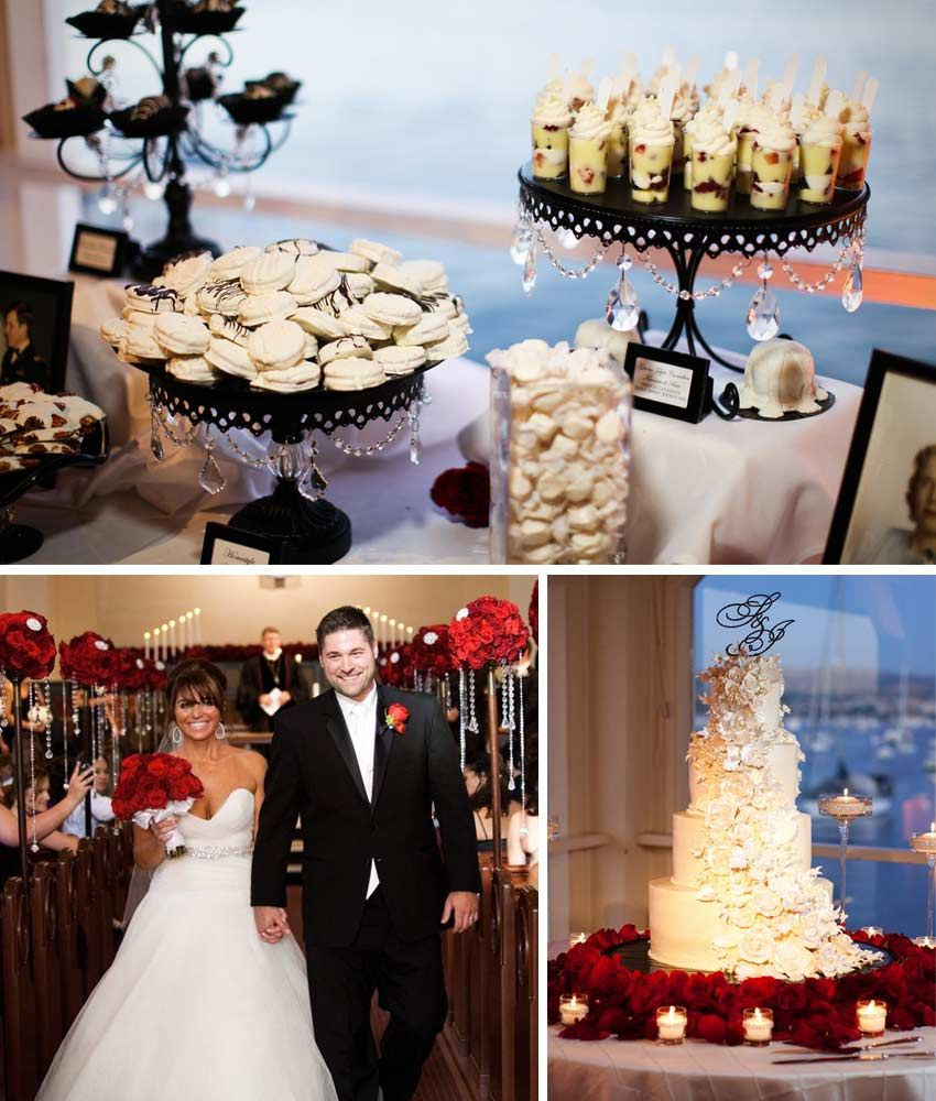 Real Wedding Stacey Jf Wedding Cake Photos Wedding Colors