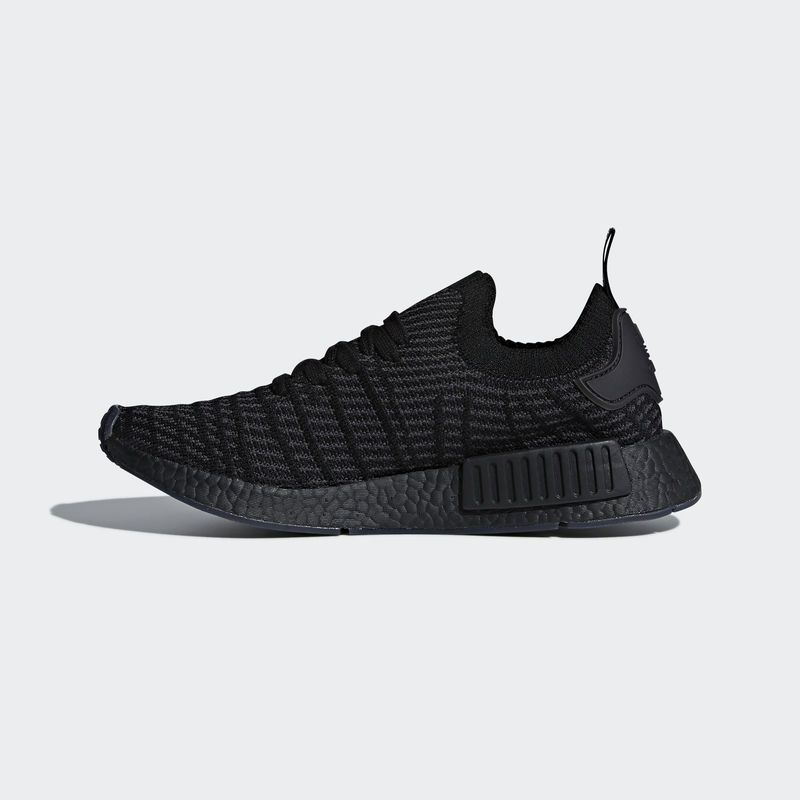 adidas NMD R1 Primeknit Japan Triple Black Releasing Soon