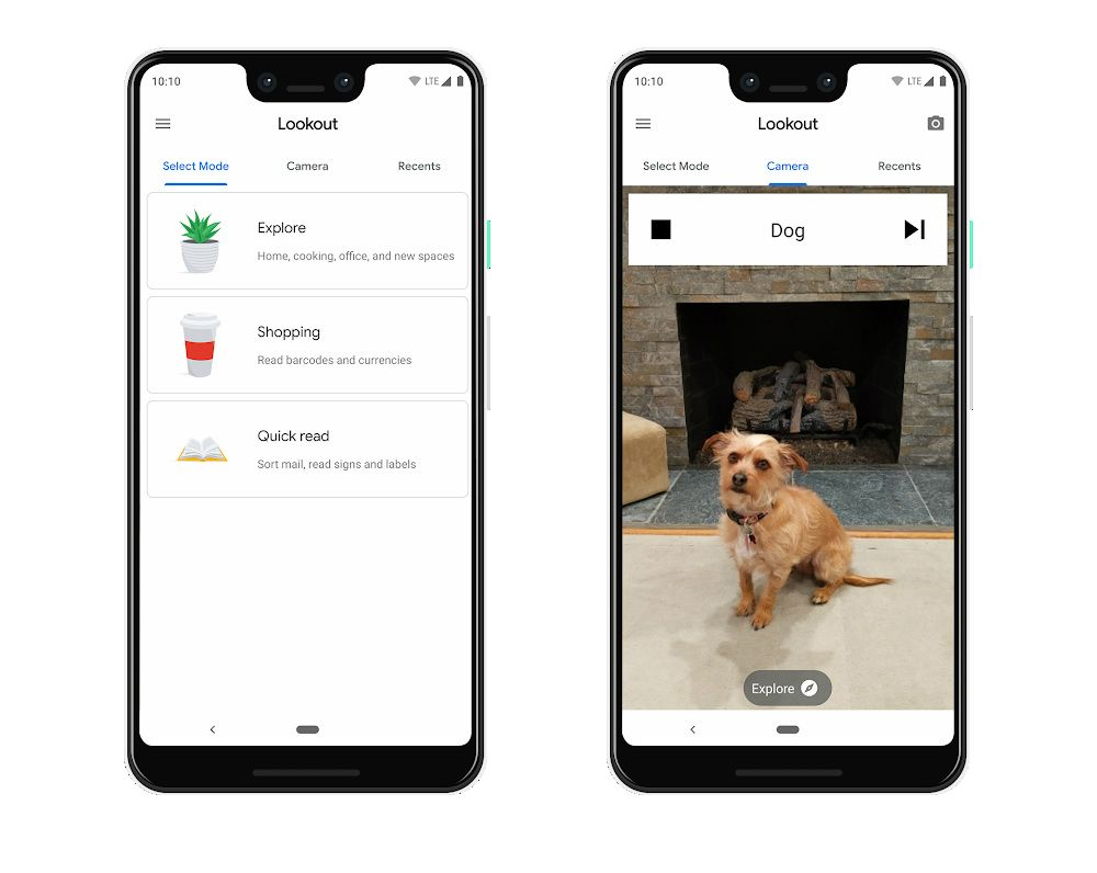 Google's Lookout app now available on the Play Store