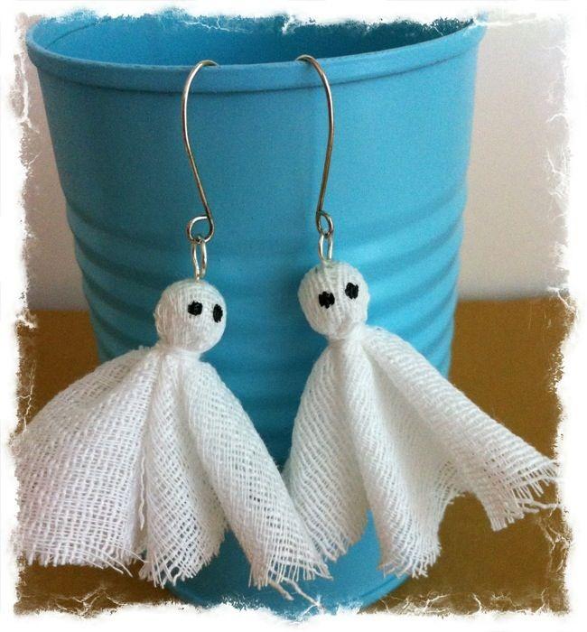 Photo of DIY Ghost Earring