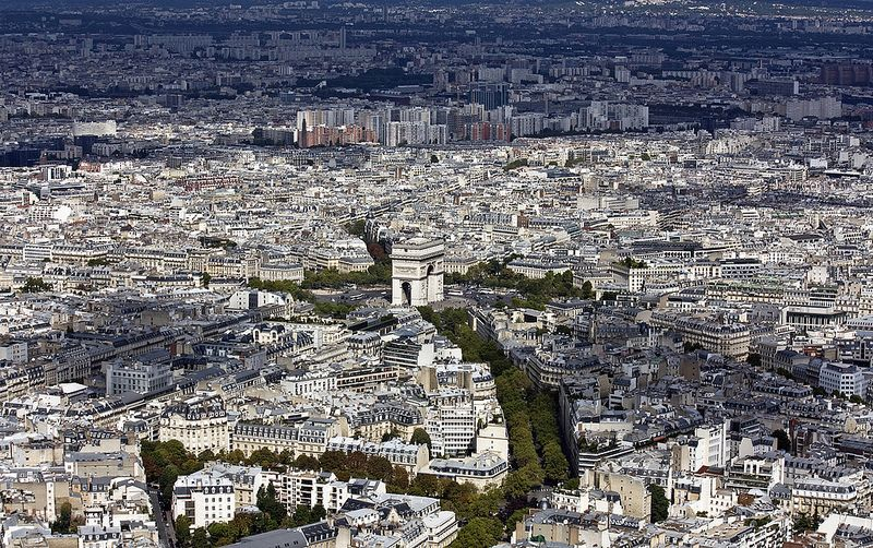 .view from tour eiffel |4 / Sep.