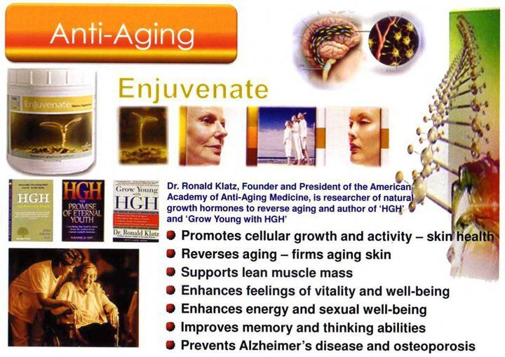 Unicity Enjuvenate As Anti Aging Email Dadacapulong