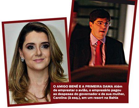 BUSCA E APREENSÃO CHEGAM AO GOVERNADOR DE MINAS E SUA MULHER.