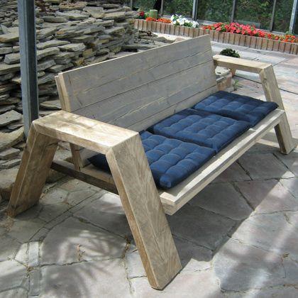 Bauholz Design Möbel, nachhaltig und Rustikal. Gehen Sie fur ...