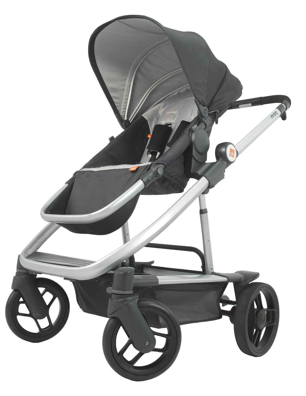 GB Evoq 4-in-1 Travel System in the Babies R Us catalog. #babygear ...