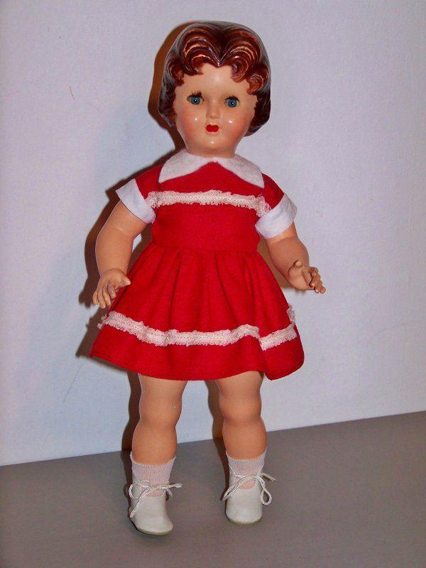 Madame Alexander poupées datant