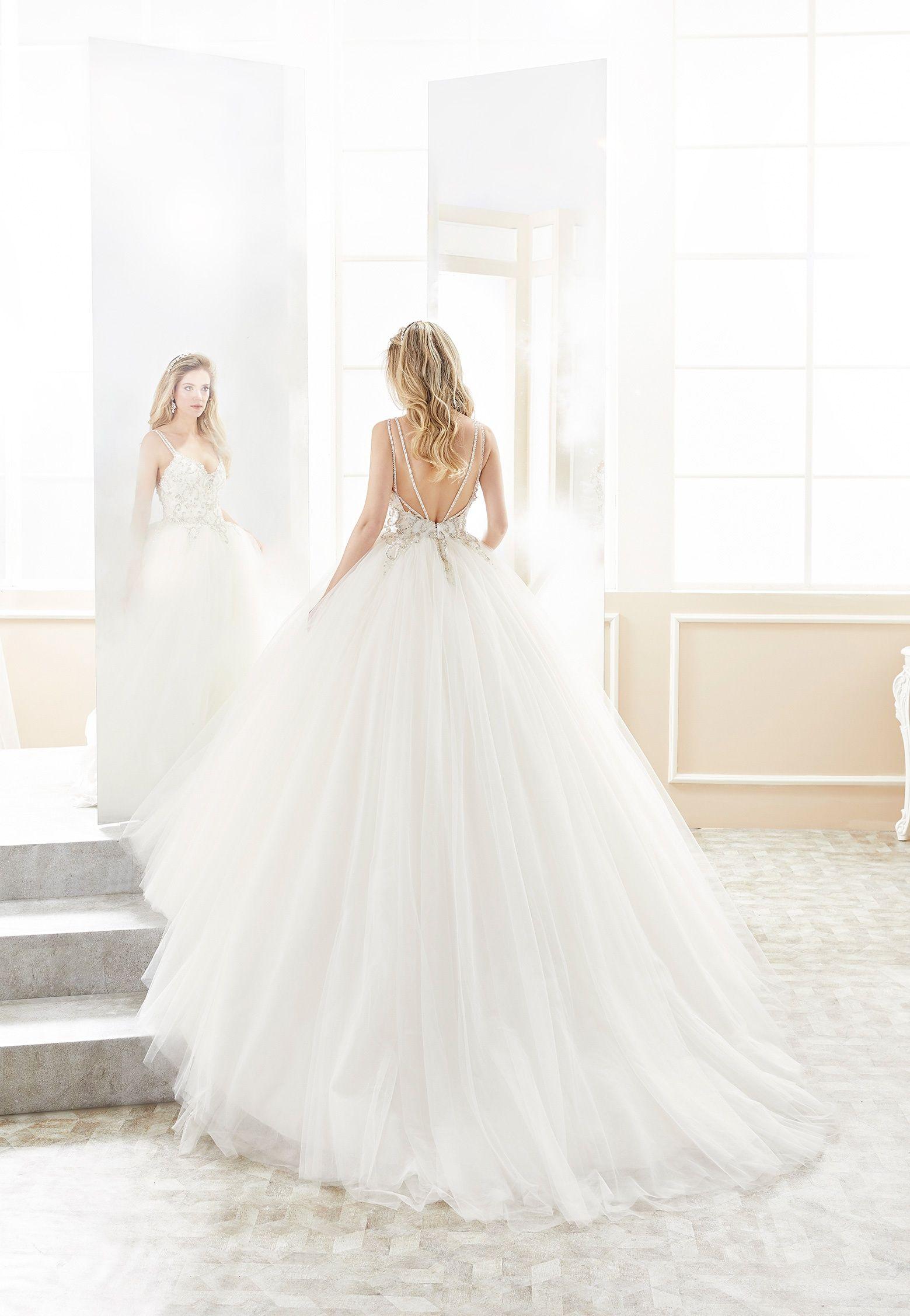 Wedding dress nicole collection romance roab sm