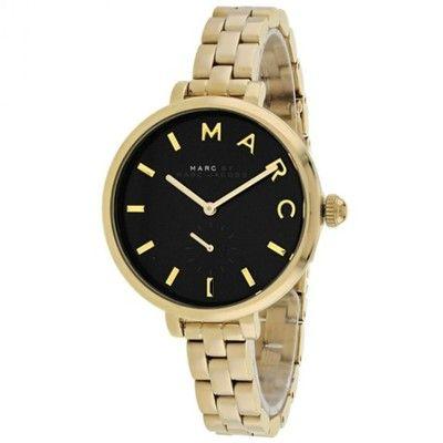 Marc Jacobs Sally Mj3454 6617186752 Oficjalne Archiwum Allegro Gold Watch Quartz Watch Marc Jacobs