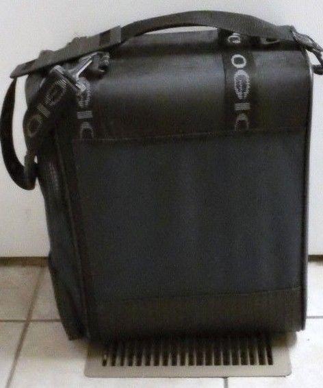 OGIO The Original X2 Locker Gym Bag Blue Black W Shoulder Strap