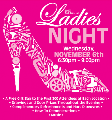 Ladies Night Event 2013 Ladies Night Night Fundraising
