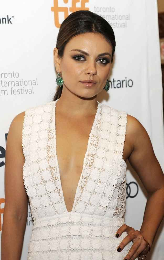 Mila Kunis   The Official Ranking Of The 45 Hottest Jewish Women In Hollywood   --  Jewish -- Old Testament -- One God -- Judeo-Christian Culture Rocks ! from Hollywood all the way to NYC & beyond. Praise G-D