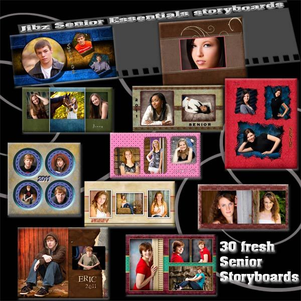 Senior Essentials  Digital Photo Composites  Psd Senior