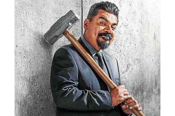 Comedian George Lopez Perhaps Best Known As The Star Of The Abc Sitcom That Bore His Name Performs Saturd Performance Art Performing Arts Center George Lopez