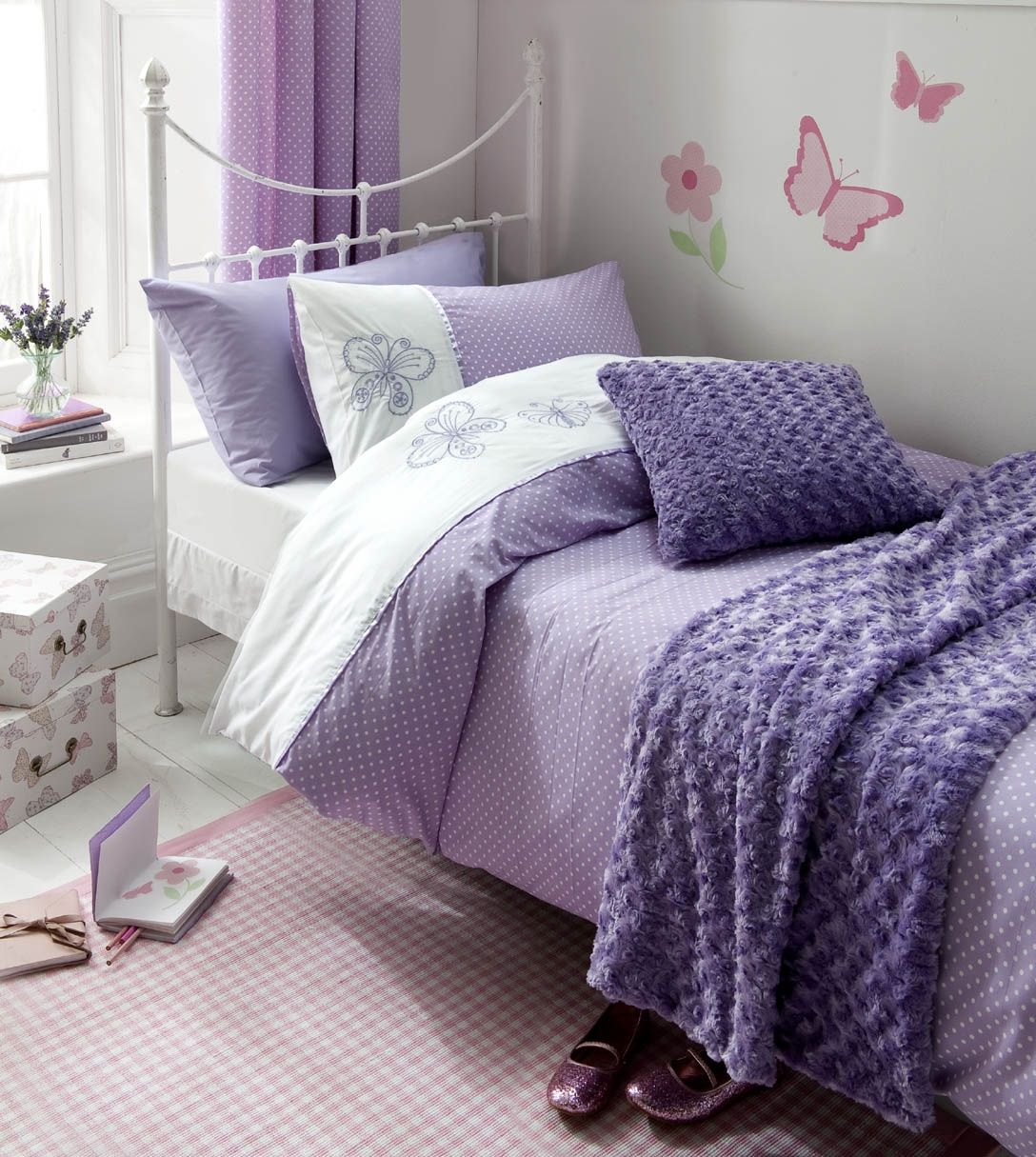 Lilac Bedroom Curtains Childrens Bedding Bedroom Accessories Double Duvet Lilacs