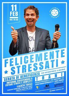#FelicementeStressati #RidereFaBeneAllaSalute www.felicementestressati.it
