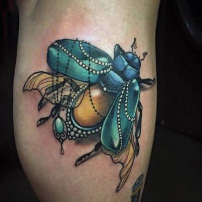 Artist : Mtl Tattoo #sorrymummytattoo