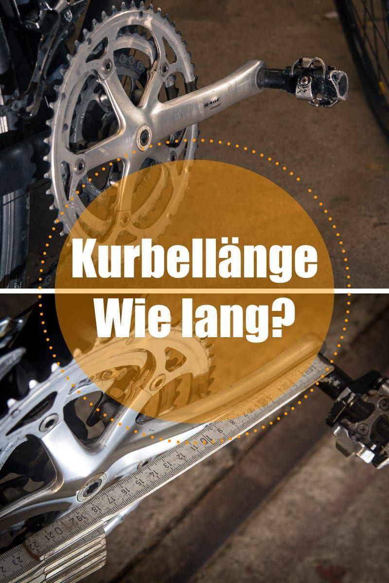 kurbell nge berechnen wie lang sollte sie beim fahrrad sein fahrrad fahren pinterest. Black Bedroom Furniture Sets. Home Design Ideas