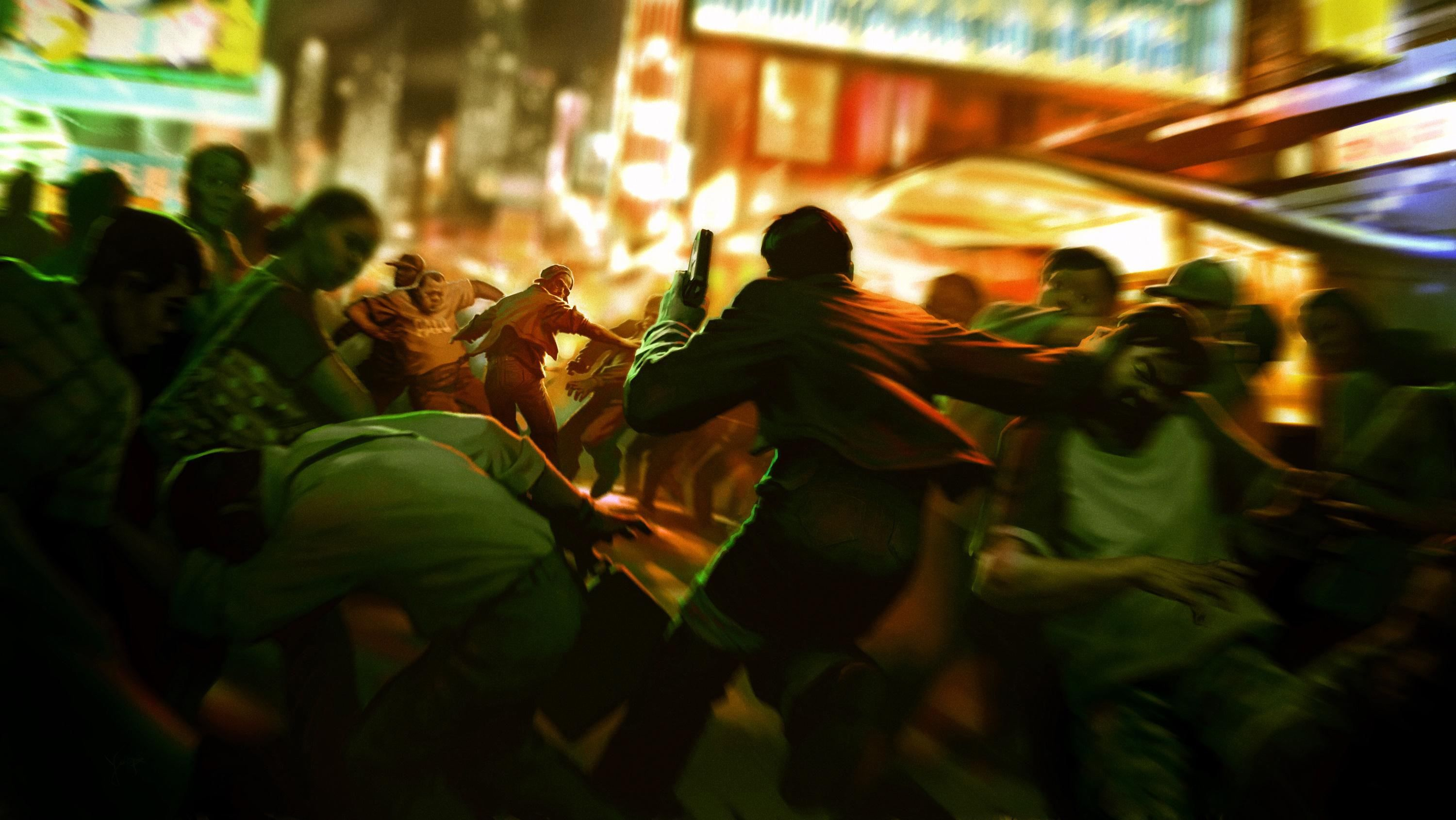 High resolution wallpapers sleeping dogs image marland