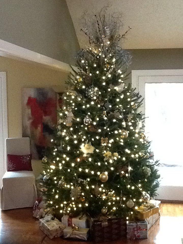 Christmas tree by robin christmas tree holiday decor