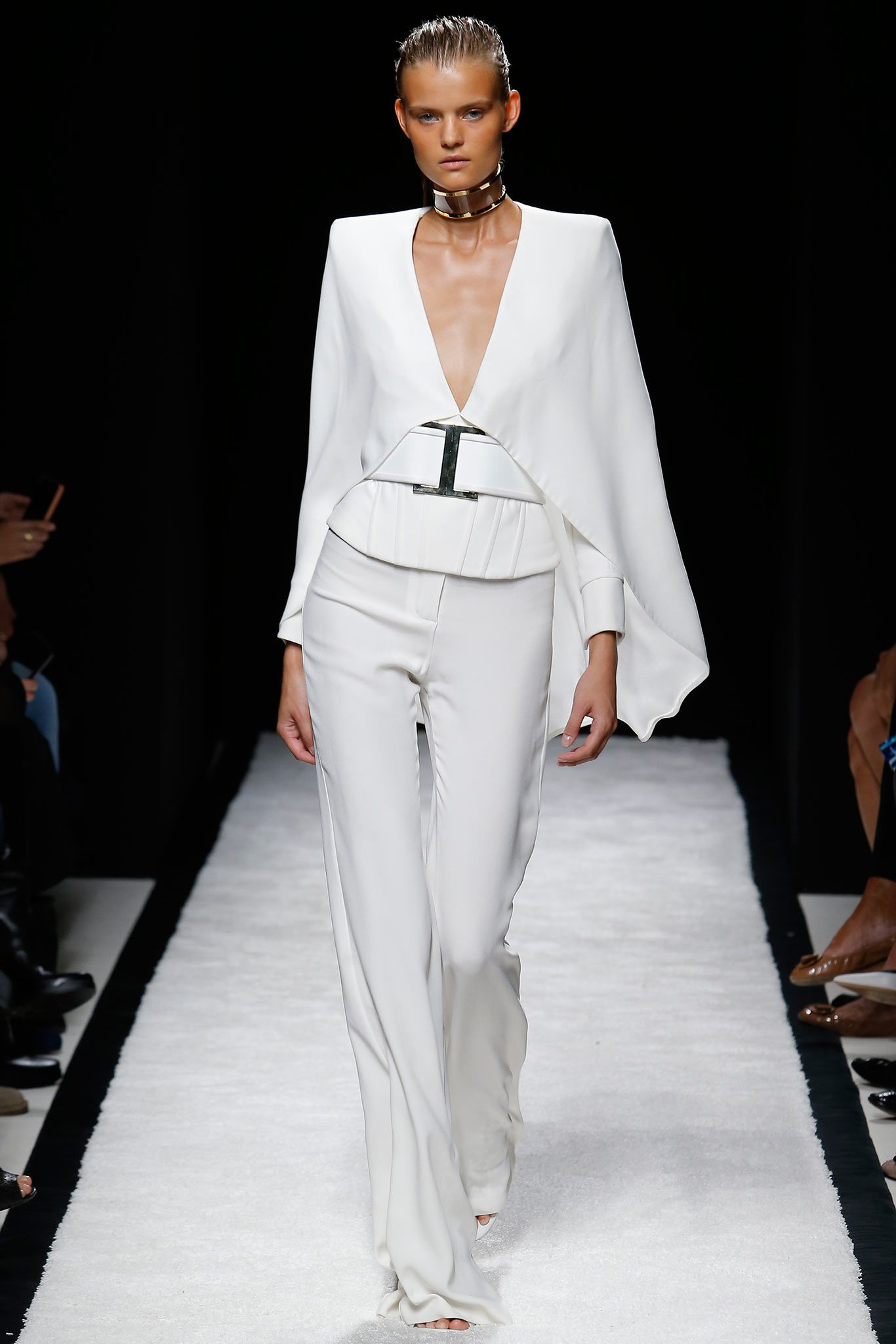 #Balmain Spring 2015 Ready-to-Wear - Collection - Gallery - Look 24 - Style.com // Empress of Style